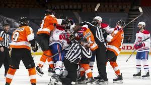 '<b>No love</b>' between Flyers and Canadiens heading into Game 6