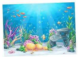 F Fityle Under The Sea Birthday Party Decoration Photo Studio ...