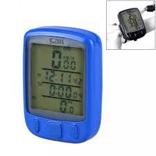 Bike Bicycle <b>Cycling Computer</b> Odometer Speedometer <b>LCD</b> ...