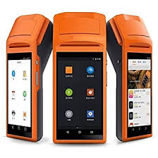 Upgrated <b>Handheld</b> Tablet POS Terminal Android6.0 System ...