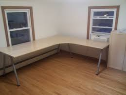 small u shaped kitchen ideas pictures shaped room designs awesome office narrow long computer desk