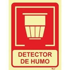 Resultado de imagen de detectores de humo