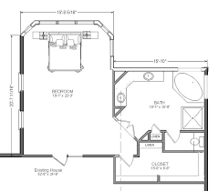 bedroom additions addition master suite plans master bedroom addition suite with prices extension