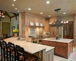 kitchen bar lighting ideas kitchen traditional with french country eat in kitchen breakfast bar lighting ideas