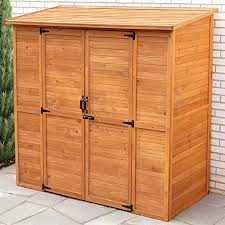 Leisure Season ELSS2003 Extra Large Outdoor <b>Storage</b> Shed ...