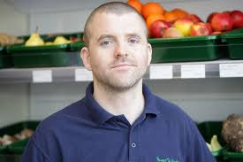 Paul Dolan is so passionate about his health and food regime that he left his job of 15 years and founded his own health food store. - Paul