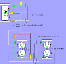wiring a switched outlet wiring diagram   electrical onlineclick on image for larger