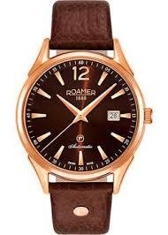 <b>Часы Roamer 550.660.49.65.05</b> - купить мужские наручные <b>часы</b> в ...