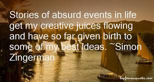 Creative Juices Quotes: best 7 quotes about Creative Juices via Relatably.com