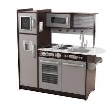 kidkraft uptown kitchen espresso kitchen playsets  amazon canada