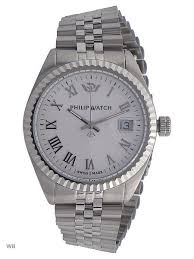 <b>Часы PHILIP WATCH</b> 3739275 в интернет-магазине Wildberries.ru