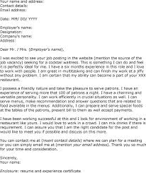 waitress sample resumes   cohox half the resume  all the tastewaitress resume cover letters sample best resumes