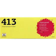 <b>Картридж T2 TC</b>-H413A Пурпурный (Magenta) — купить в городе ...