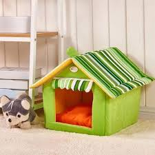 Fashion <b>Striped Removable</b> Cover Mat <b>Pet House</b>(BUY 1 GET 2ND ...