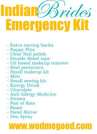 makeup kit bridal emergency kit1