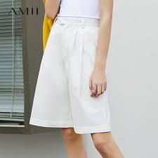 Amii minimalist wild wind handsome chic cotton casual ... - Qoo10