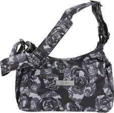 <b>Ju</b>-<b>Ju-Be Сумка для мамы</b> HoboBe black petals — купить в ...
