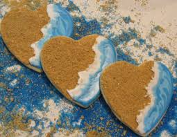 Image result for beach cookies