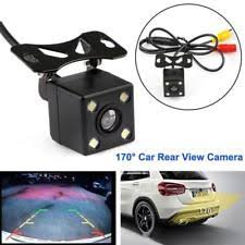 <b>170 Degree Car Rear View</b> Camera Parking Assistance CCD LED ...