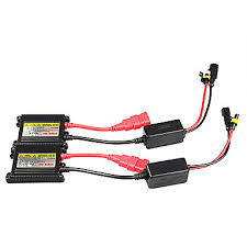 <b>1PC</b> Set <b>Universal DC 12V</b> 35W Slim Ballast HID Replacement ...