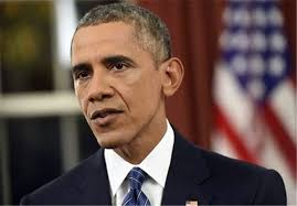 Image result for اوباما: سالانه 30 هزار نفر در آمریکا با سلاح گرم کشته میشوند