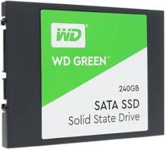 Купить 240 ГБ <b>SSD</b>-<b>накопитель WD</b> Green [WDS240G2G0A] по ...