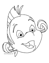 Small Picture The Little Mermaid Coloring Pages 2 Disney Coloring Book