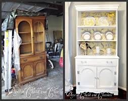 ideas china hutch decor pinterest:  images about china cabinet on pinterest painted cottage china cabinet painted and shabby chic decor