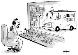 pete wells has his knives out the new yorker cartoon