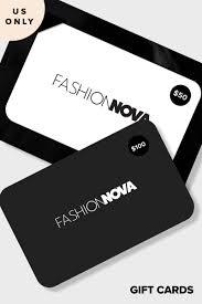 Gift Card,   Fashion Nova