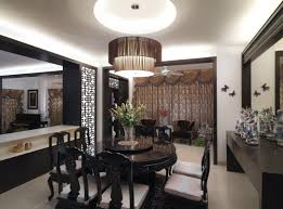 Contemporary Chandeliers Dining Room Dining Room Delightful Image Of Dining Room Decoration Using