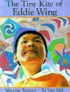 The Tiny Kite of Eddie Wing - 9780916291662