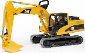 <b>Bruder Экскаватор</b> гусеничный <b>CAT</b> 02-438 купить в интернет ...