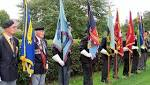Veterans mark anniversary of Operation Market Garden at the National Memorial Arboretum