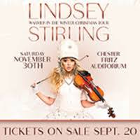 <b>Lindsey Stirling</b> - <b>Warmer</b> in the Winter Christmas Tour - University of ...