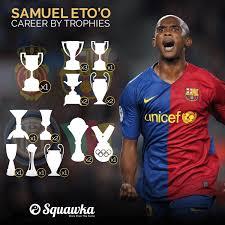 happy th birthday to samuel eto o barcelona live com newsfeed