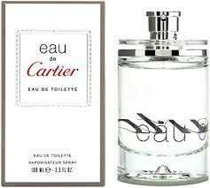 <b>Cartier Eau de Cartier</b> Eau de Toilette for Women - 100 ml