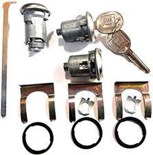 Chevrolet Gm OEM Chrome Doors/trunk Lock Key ... - Amazon.com