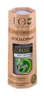 EO laboratorie <b>Дезодорант</b> для тела Deo <b>Crystal</b> Натуральный 50 ...