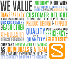 how we re improving our office layout sandglaz blog company cultural values