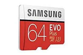 Buy Samsung EVO Plus Grade 3, Class 10 64GB ... - Amazon.in