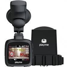 <b>Видеорегистратор Playme MAXI</b> GPS черный купить за 12990 руб.