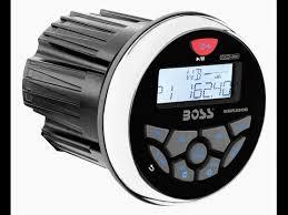 Обзор Магнитолы <b>Boss Audio</b> MGR350B - YouTube