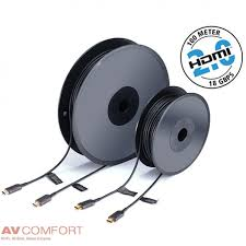 <b>INAKUSTIK Exzellenz HDMI</b> 2.0 Optical Fiber <b>Cable</b>, 10.0 m - <b>HDMI</b> ...