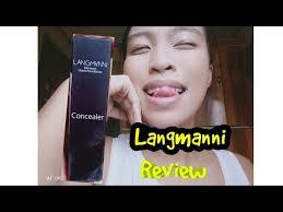 langmanni full cover liquid concealer