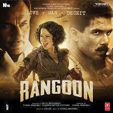 arijit singh music mastani rangoon album cover