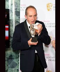 Kevin McCloud with the BAFTA for Best Feature Programme Grand ... via Relatably.com