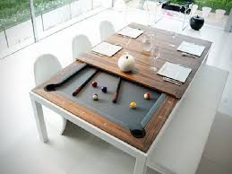 pool table combination pool table dining room random photo gallery of dining room pool table