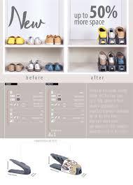 <b>Органайзер для обуви</b> Spacyshoe   Prosperplast