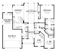 Plan To Draw House Floor Plans Luxury House Design Two Bedrooms    Plan To Draw House Floor Plans Luxury House Design Two Bedrooms Spacious Garage Square House Plans